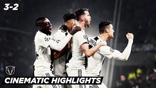 Juventus v Atlético Madrid 3-2 | Cinematic Highlights