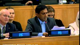 Statement at the UNCPD-47