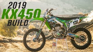 3. Bike Build | 2019 Kawasaki KX450