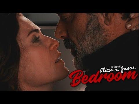 """Bedroom"" Alicia x Jason (The Good Wife)"