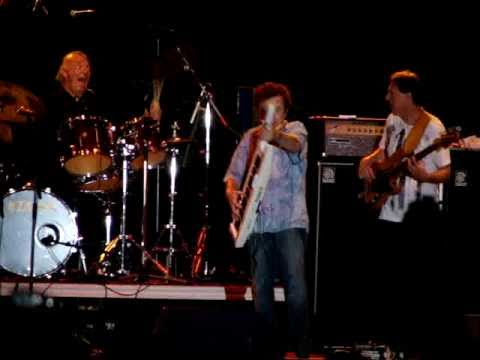 Jerry Corbetta Of Sugarloaf--Green Eyed Lady--Live @ Detroit Rencen 2009-08-14