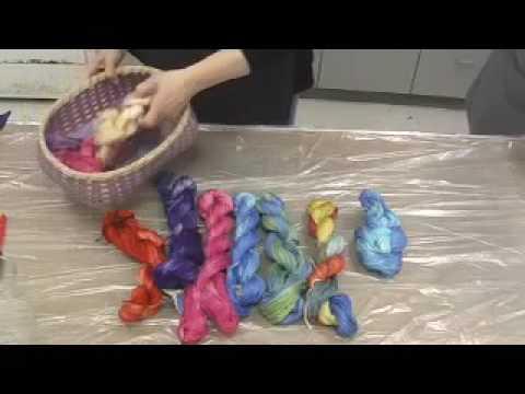 Fibers: Fiber Reactive Dye