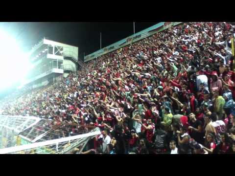 Liga Deportiva Alajuelense 1 - 0 Heredia - Con la Gloriosa #12 - La 12 - Alajuelense