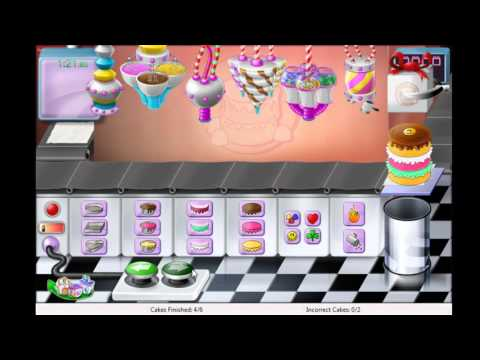 Purble Place Cakes Advanced Speedrun 2:01