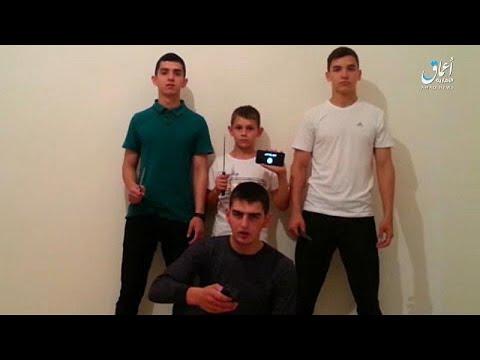 Βίντεο προπαγάνδας των τζιχαντιστών για τις επιθέσεις στην Τσετσενία…