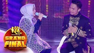 Video TOP BGT! Kolaborasi Nissa Sabyan Ft Abi KDI [YA HABBIBAL QOLBI] - Grand Final KDI (2/10) MP3, 3GP, MP4, WEBM, AVI, FLV Oktober 2018
