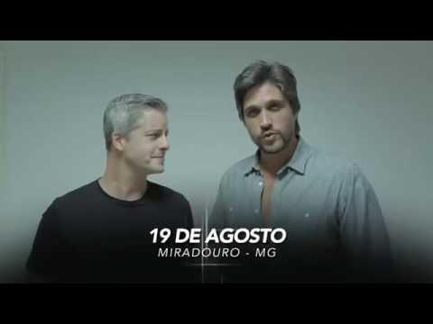 Vem aí Vitor e Léo em Miradouro MG