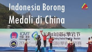 Video INDONESIA BORONG MEDALI DI CHINA MP3, 3GP, MP4, WEBM, AVI, FLV Oktober 2018