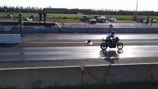 9. ZERO SR 2017 + powertank + 13kW onboard charger Drag Racing