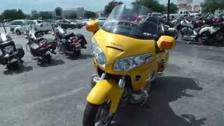 7. 801248 - 2009 Honda Gold Wing GL1800 - Used Motorcycle For Sale