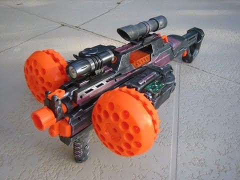 [MOD] The Dahmer - Nerf Rapidstrike / Swarmfire Integration