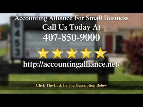 Accounting Alliance For Small Business Orlando Excellent Five Star Review