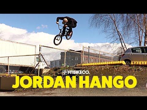 Fitbikeco. Jordan Hango 2017 Fall Drop