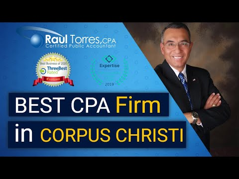"""Raul Torres CPA  - """"We Are"""" Your Kind Of Public Accounting Firm"""