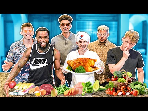 2HYPE Chopped Summer Cook-Off Challenge