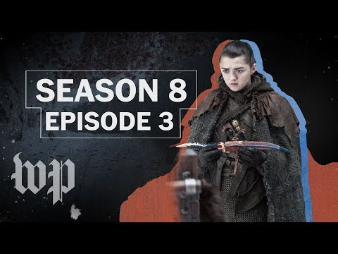 'Game of Thrones' Season 8, Episode 3: The swords and daggers in the Battle of Winterfell