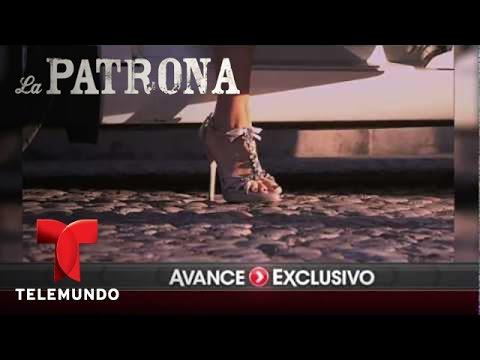 La Patrona / Avance Exclusivo 41 / Telemundo