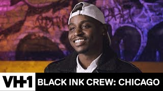 """Charmaine's """"better half,"""" Neek Bey is confident, secure, and has a secret formula for handling Charmaine's antics and the rest of the Black Ink Crew. #BlackInkCrewCHI #VH1Subscribe to VH1:  http://on.vh1.com/subscribeIn the streets of Chicago, success is the only way out. Black Ink Crew Chicago follows a passionate and ambitious group of friends through the unforgiving streets of Chicago as they band together to create new identities for themselves, their families, and their business.Shows + Pop Culture + Music + Celebrity. VH1: We complete you.Connect with VH1 OnlineVH1 Official Site: http://vh1.comFollow @VH1 on Twitter: http://twitter.com/VH1Find VH1 on Facebook: http://facebook.com/VH1Find VH1 on Tumblr : http://vh1.tumblr.comFollow VH1 on Instagram : http://instagram.com/vh1Find VH1 on Google + : http://plus.google.com/+vh1Follow VH1 on Pinterest : http://pinterest.com/vh1Meet The Cast:  Neek Bey  Black Ink Crew: Chicago http://www.youtube.com/user/VH1"""