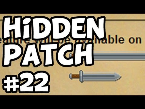 RuneScape Hidden Patch #22 (Edgeville Respawn) (видео)