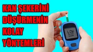 Video Kan Şekerini Düşürmenin Kolay Yöntemleri MP3, 3GP, MP4, WEBM, AVI, FLV November 2018