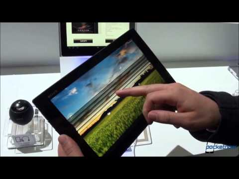 Sony Xperia Tablet Z Review - Slickest - Lightest - BEST PRICE Xperia Z