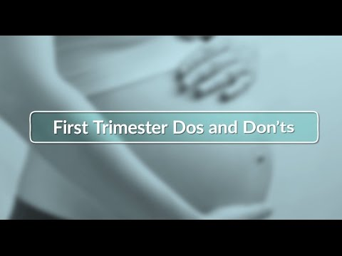 'Can I Have Sex?' Top Pregnancy Dos and Don'ts - First Trimester
