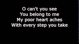 The Police - Every breath you take lyrics