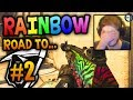 """COME BACK HERE!"" - Road to - Rainbow KEM #2 LIVE w/ Ali-A! - (Call of Duty: Ghost Gameplay)"