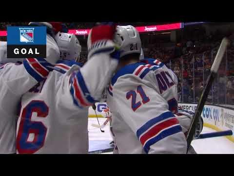 Video: New York Rangers vs Anaheim Ducks | NHL | NOV-01-2018 | 22:00 EST