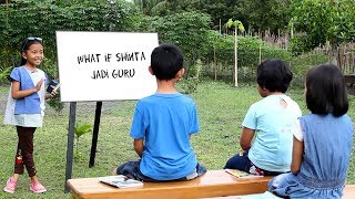 Video What if Shinta Jadi Guru Bahasa Inggris - Funniest Bloopers - Parody Kids Video MP3, 3GP, MP4, WEBM, AVI, FLV September 2018