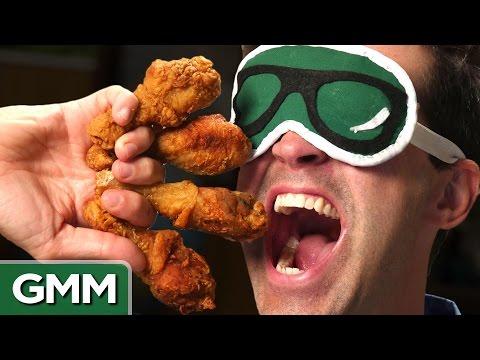 10 • E31___  _    Blind Fried Chicken Taste Test