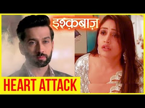 Shivaay Suffers HEART ATTACK After Anika Leaves |