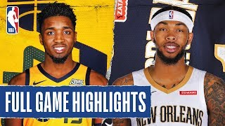 JAZZ at PELICANS   FULL GAME HIGHLIGHTS   January 16, 2020