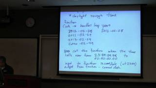 Embedded Systems Course - Lecture 17:  Software Testing