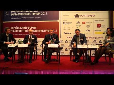 Дискуссия по реформе портовой отрасли