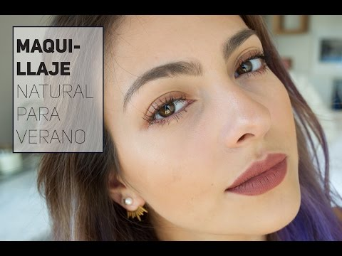 Tutorial De Maquillaje Natural Perfecto Para Verano