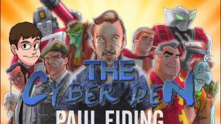 Paul Eiding (Colonel Campbell, Metal Gear Solid; Perceptor from Transformers, etc.) is the star of this Cyber Den-exclusive interview, now in HD! Paul discusses about his on-stage work, the infamous Crazy Colonel monologues in Metal Gear Solid 2: Sons of Liberty, his favourite voice roles, and more!-------------------------------------------------------------------------------------------------- Website: http://www.jakeparrthevoice.co.uk/- Facebook: https://www.facebook.com/jakethevoice/- Cyber Den FB Page: https://www.facebook.com/thecyberden/- Tumblr: http://jakethevoice.tumblr.com/- Twitter: https://twitter.com/JakeTheVoice123- SoundCloud: https://soundcloud.com/jake-parr-the-voice