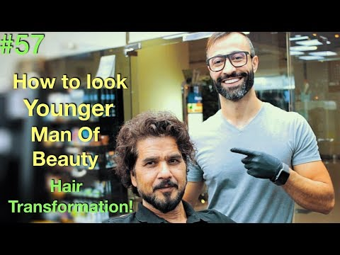 New hairstyle - Beauty! Hair Transformations  How to get More Handsome  Men Style 2018