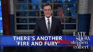 Video People Keep Buying The Wrong 'Fire And Fury' Book MP3, 3GP, MP4, WEBM, AVI, FLV Juli 2018