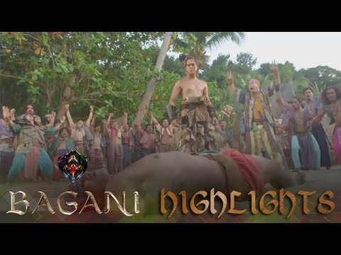 Bagani: Lakas shows off the ability of a Bagani   EP 27