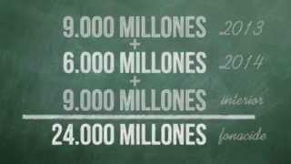 #AAM FONACIDE: Armas por Libros