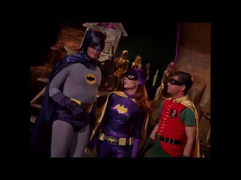 Batman Season 3 Episode 6 (The Unkindest Tut of All) - Batgirl Supercut