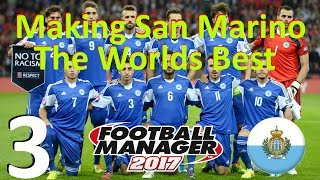Continuing our Worlds Best series and this time it's the time of San Marino! The national team has never really amounted to much ...