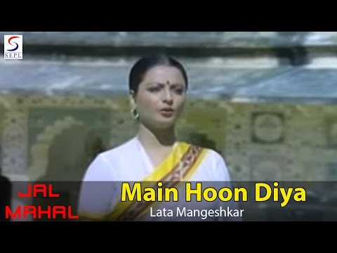 Main Hoon Diya Sooni Raat Ka - Lata Mangeshkar @ - Jeetendra, Rekha