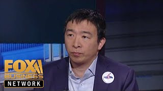 Andrew Yang: The entire socialism-capitalism dichotomy is out of date