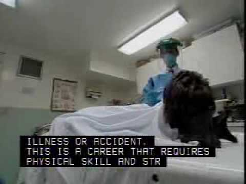 embalming - http://www.citytowninfo.com/employment/embalmers Interested in becoming an embalmer? Watch this video to learn what a career in embalming is really like. Pro...