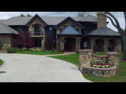 Stunning Property in Old Cherry Hills Village With Private Ice Hockey Rink