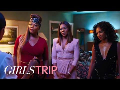 Girls Trip - The Girls Critique Lisa's Outfit - Own It 10/3 On Digital, 10/17 On Blu-ray & DVD.