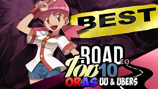 PokeaimMD Best of the Road to Top Ten in ORAS UU and UBERS by MadlyInsaneGamersCafe by PokeaimMD