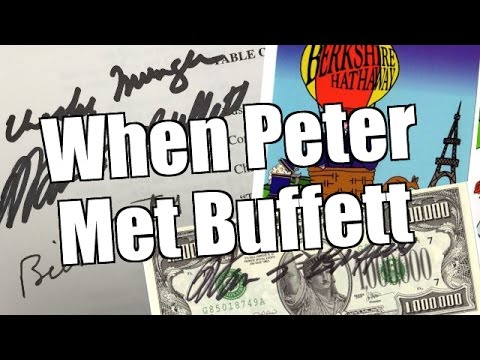 When Peter Met Warren Buffett